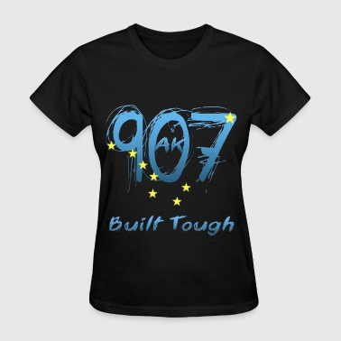 AK 907 Built Tough - Women's T-Shirt