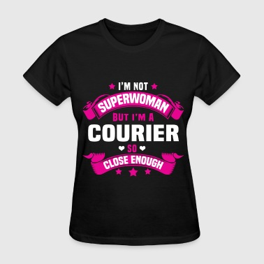 Courier - Women's T-Shirt