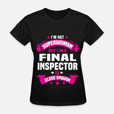 Final Girl Final Inspector - Women's T-Shirt