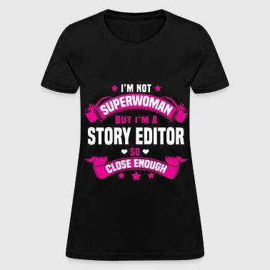 Story Editor - Women's ...