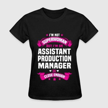 Assistant Production Manager - Women's T-Shirt