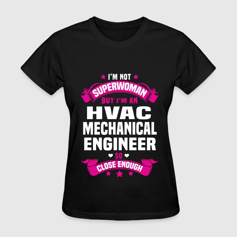 HVAC Mechanical Engineer - Women's T-Shirt