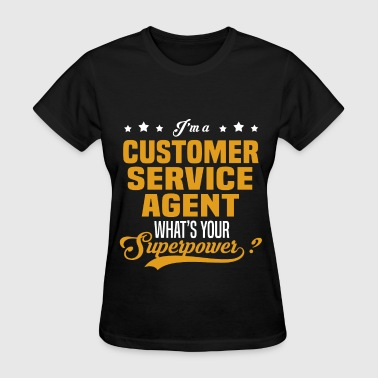 Customer Service Agent - Women's T-Shirt