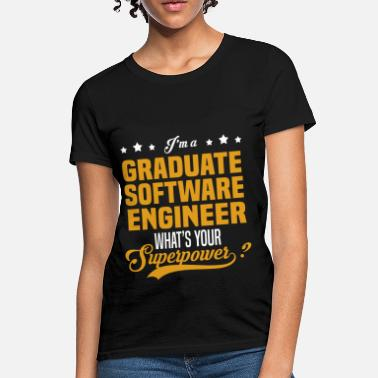Graduate Engineering Graduate Software Engineer - Women's T-Shirt