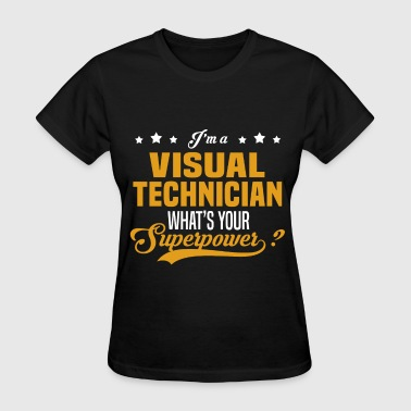 Visualize Visual Technician - Women's T-Shirt