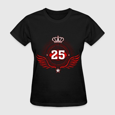 jubilee_crown_25_04 - Women's T-Shirt
