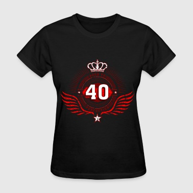jubilee_crown_40_04 - Women's T-Shirt