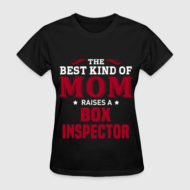 Boxing Mommy Box Inspector - Women's T-Shirt