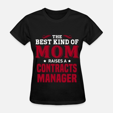 Contracts Manager Funny Contracts Manager - Women's T-Shirt