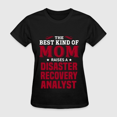 Disaster Recovery Analyst - Women's T-Shirt