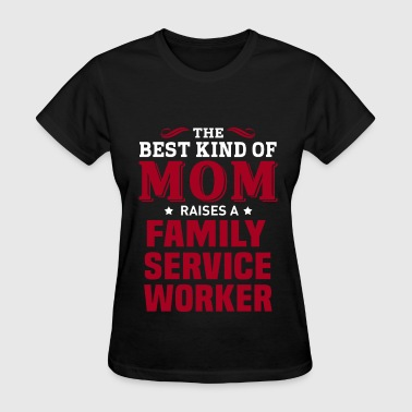 Family Service Worker - Women's T-Shirt