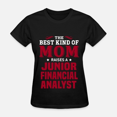 Junior Analyst Junior Financial Analyst - Women's T-Shirt