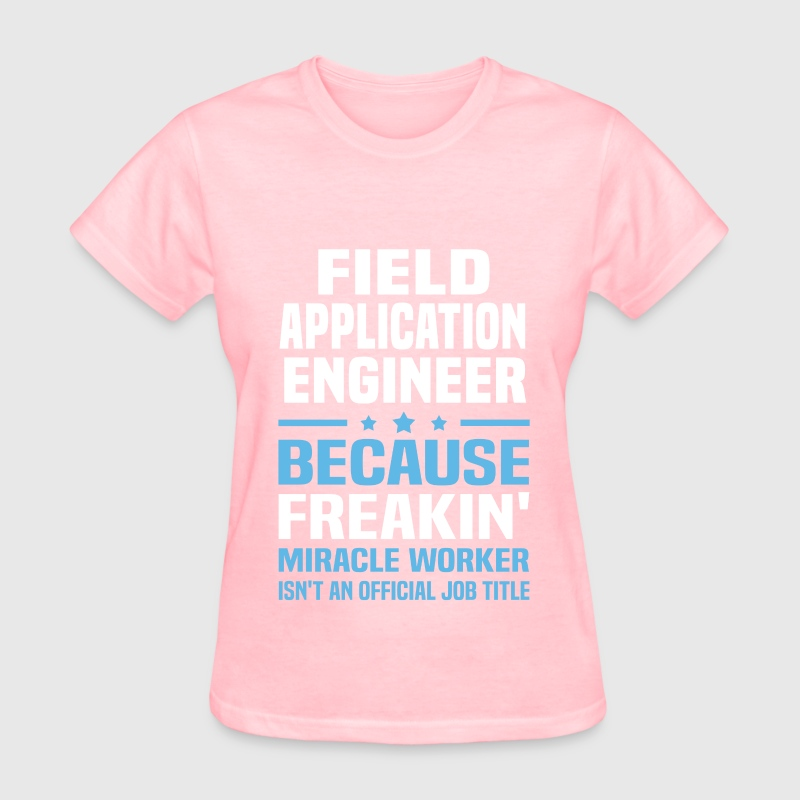 Field Application Engineer by bushking | Spreadshirt