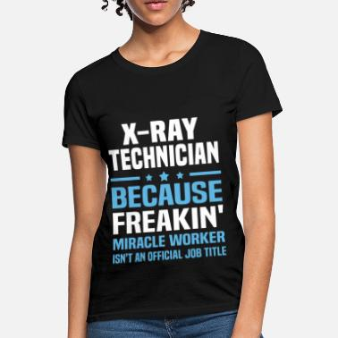 04459a994 Shop X-ray Technician Funny T-Shirts online   Spreadshirt