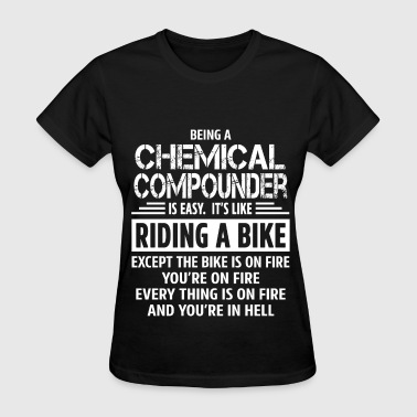 Chemical Compounder - Women's T-Shirt