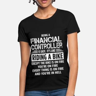 Controller Financial Controller - Women's T-Shirt