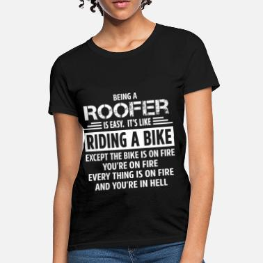 7a9911d5 Shop Funny Roofers T-Shirts online   Spreadshirt