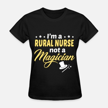 Rural Rural Nurse - Women's T-Shirt
