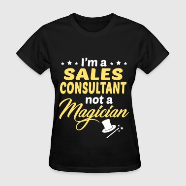 Sales Consultant - Women's T-Shirt