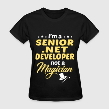 Senior .NET Developer - Women's T-Shirt