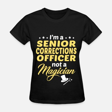 Correction Senior Corrections Officer - Women's T-Shirt