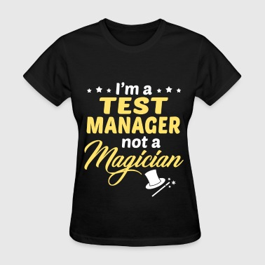 Test Manager - Women's T-Shirt