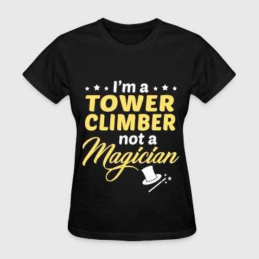 Tower Climber - Women's T-Shirt