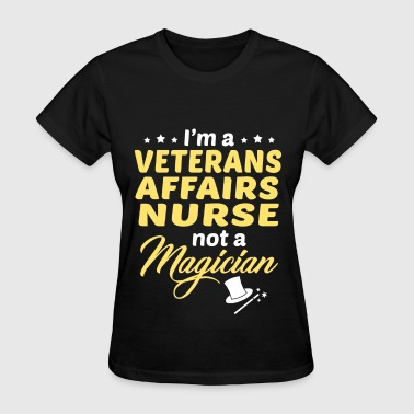 Veterans Affairs Nurse - Women's T-Shirt