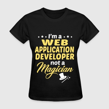 Web Application Developer - Women's T-Shirt