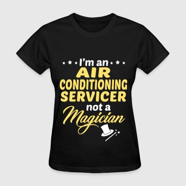 Air Conditioning Servicer - Women's T-Shirt