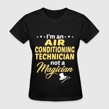 Air Conditioning Technician - Women's T-Shirt