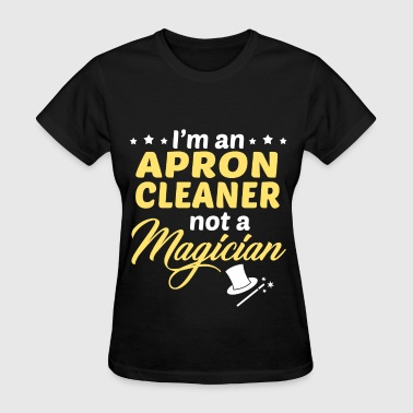 Apron Cleaner - Women's T-Shirt
