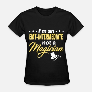 Emt Clothing EMT-Intermediate - Women's T-Shirt