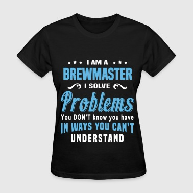 Brewmaster - Women's T-Shirt