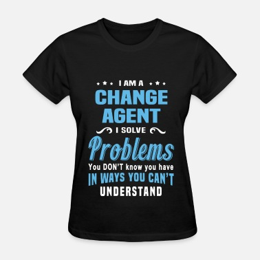 Travel Agent Change Agent - Women's T-Shirt