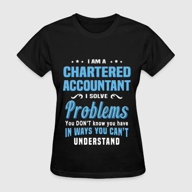 Chartered Accountant - Women's T-Shirt