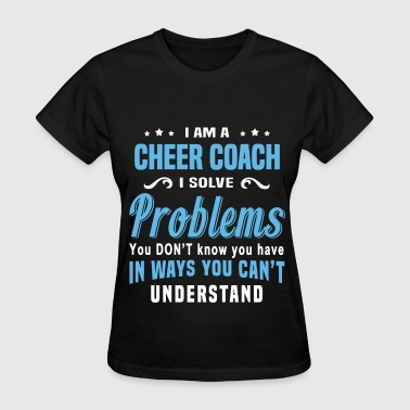 Cheer Coach - Women's T-Shirt
