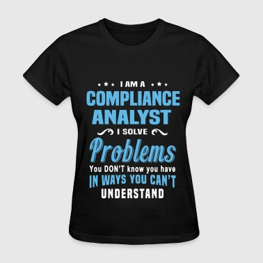 Compliance Analyst - Women's T-Shirt