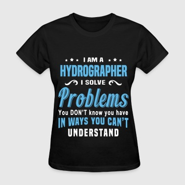 Hydrographer - Women's T-Shirt