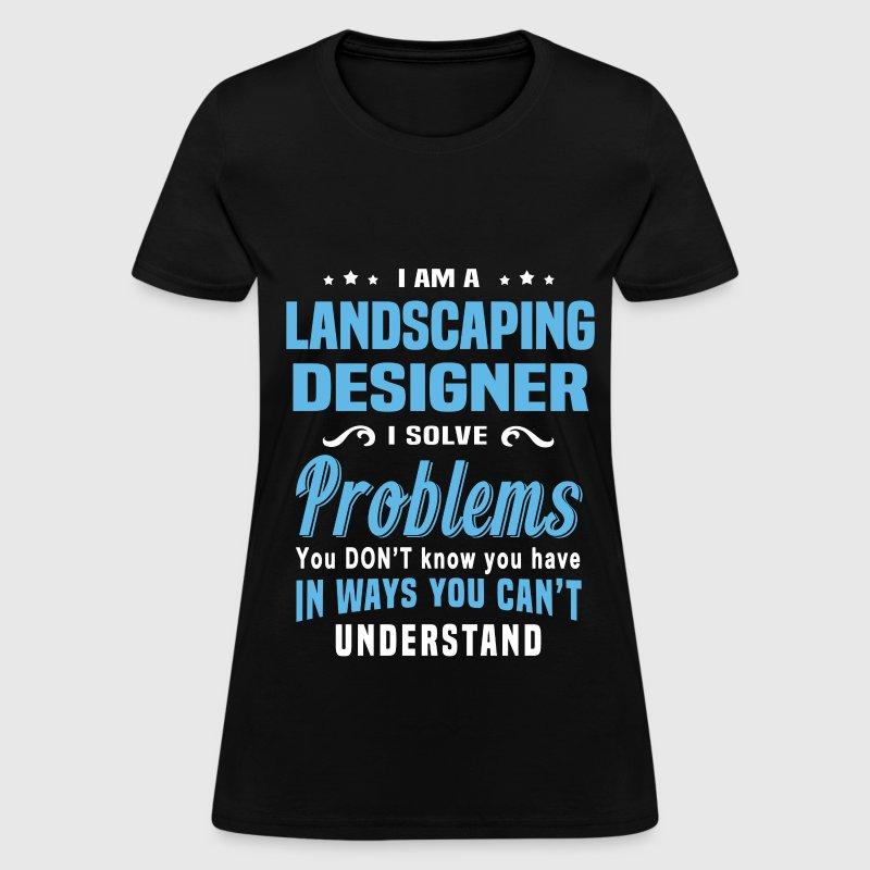 - Landscaping Designer By Bushking Spreadshirt