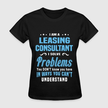 Leasing Consultant - Women's T-Shirt