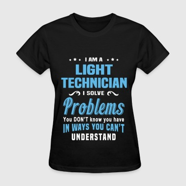 Light Technician - Women's T-Shirt