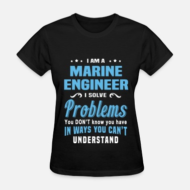 Marine Clothing Marine Engineer - Women's T-Shirt