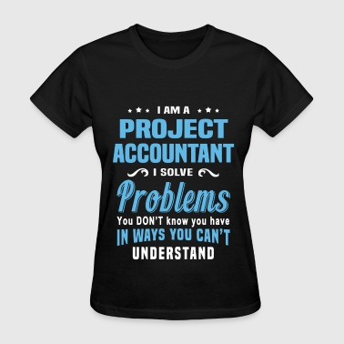 Project Accountant - Women's T-Shirt