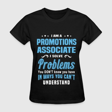 Promotions Associate - Women's T-Shirt