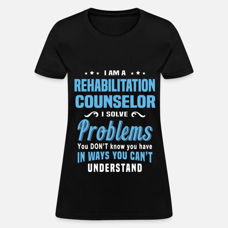Rehabilitation Counselor By Bushking Spreadshirt
