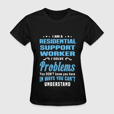 Residential Support Worker - Women's T-Shirt