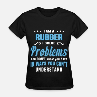 Rubber Stamp Rubber - Women's T-Shirt