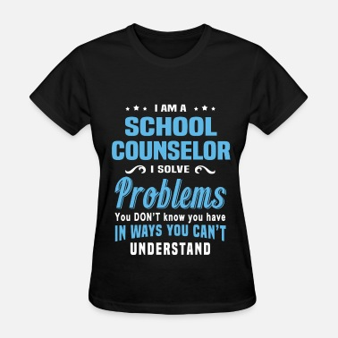 School School Counselor - Women's T-Shirt