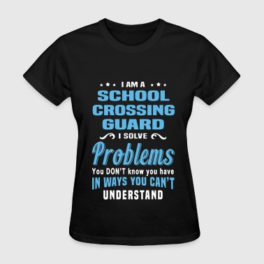School Crossing Guard - Women's T-Shirt